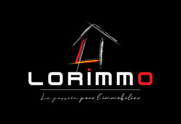 logo luxe maison dessin peinture