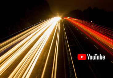 route lumiere youtube logo
